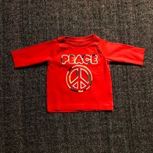 5 for $20. Gymboree long sleeved T-shirt